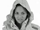 Mandy zwart-wit
