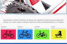 website van rijwielhandel feenstra - berlikum